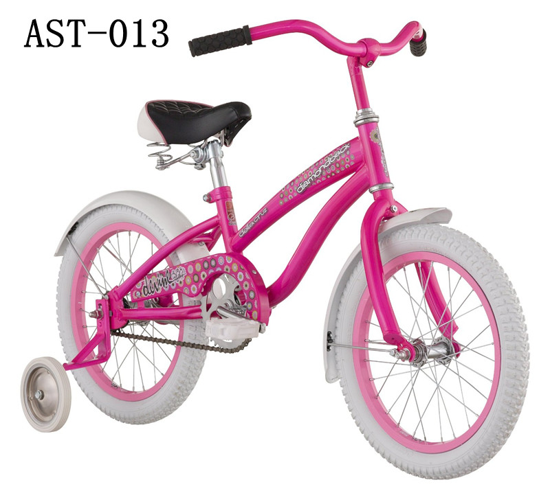 16-Inch Wheels Girl's Bike