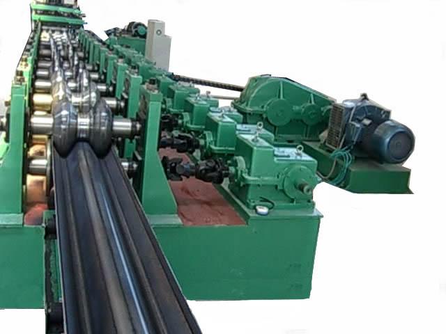 guard rail forming machinery