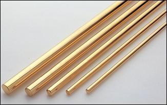 Free cutting brass