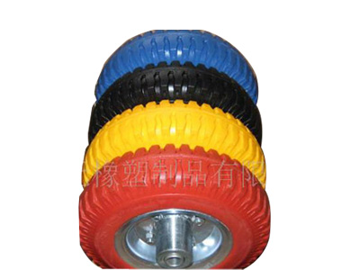 pu foam wheel