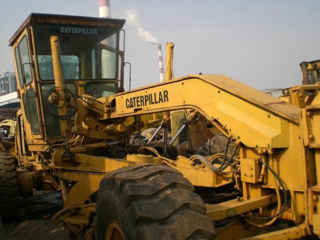 Caterpillar 14H motor grader,used grader