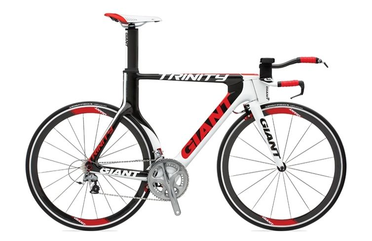 Giant Trinity Advanced SL 2 2011 Bike