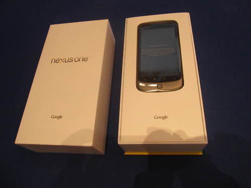 Google Nexus One (Unlocked) Mobile Phone
