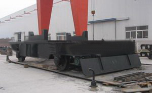 Metallurgical Vehicle and Ladles