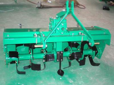 stubble rotary tiller