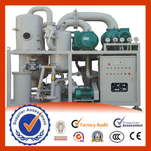 Series Zyd Double Stage Vacuum Transformer Oil Purifier