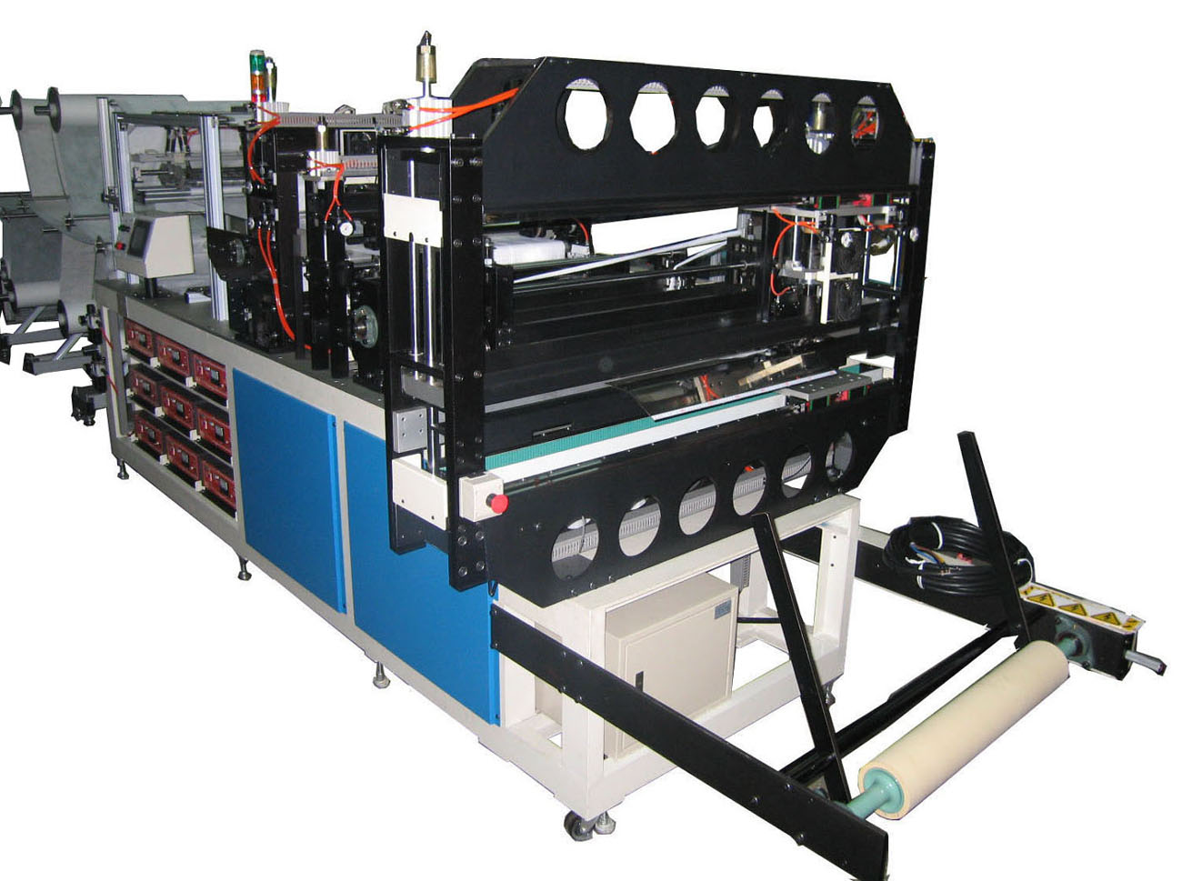Pocket Filter Making Machine