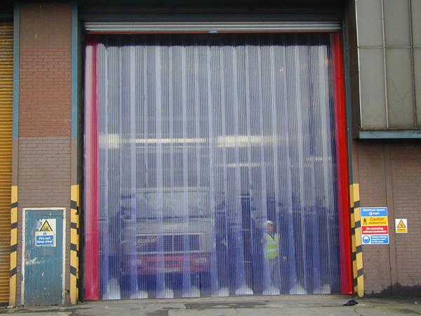 Pvc Strip Curtains Pvc Strip Doors Pvc Curtains
