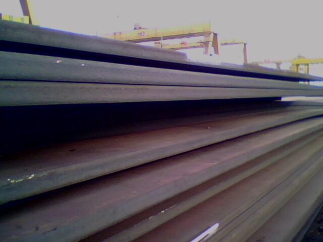 Wear Resisting Steel Plates
