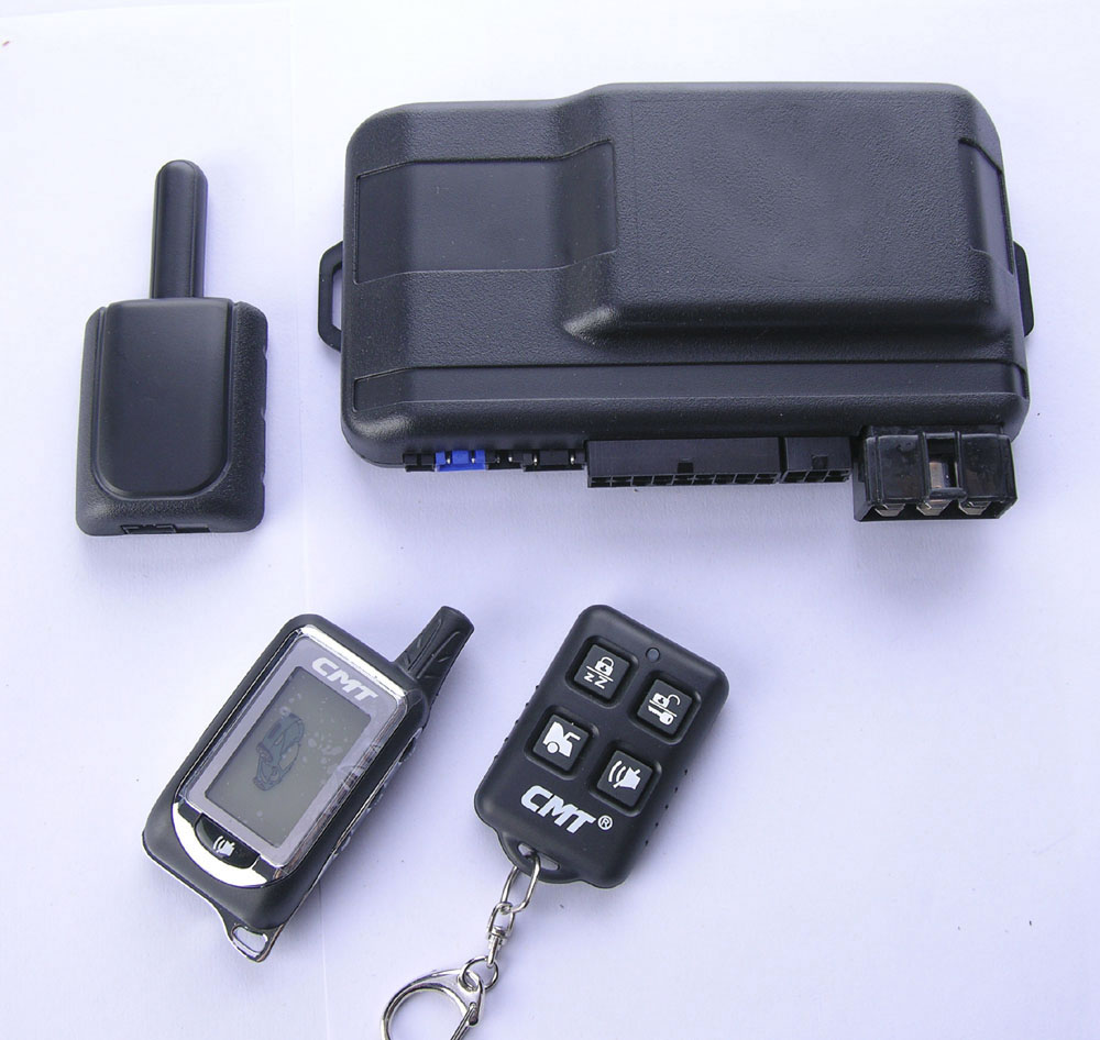 Two Way Car Alarm With Engine Start CMT-7