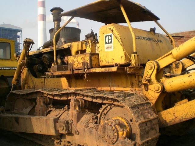 Caterpillar D8K track-type bulldozer,used track bulldozer