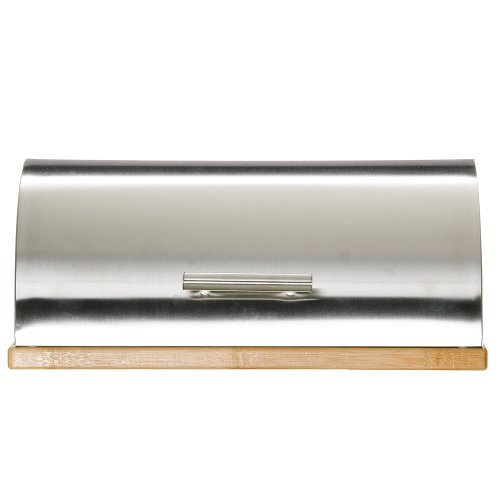 Target Bread Box Inspiration Stainless Steel Bread Box 60 Stainless Steel Bread Box