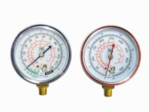 gauge, pressure indicator, refrigeration parts, A/C fittings