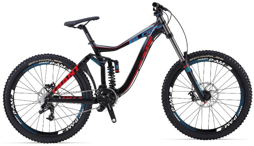 2014 Giant Glory 2 Mountain Bike
