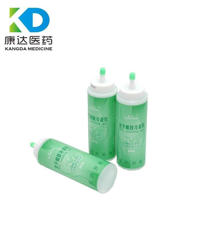 IPL cooling gel
