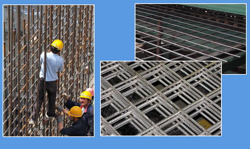 Reinforcing Welded Wire Mesh for concrete