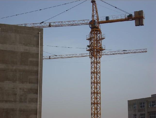 Topkit Tower Crane-Max. Load 50t (QTZ900B)