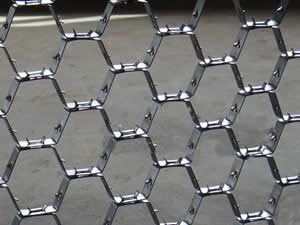 Hex steel