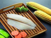 Tilapia Fillet(Deep-skinned)