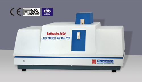 Laser Particle Size Analyzer : Laser particle size analyzer