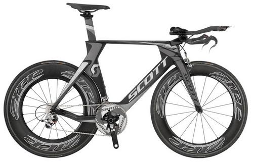 Scott Plasma Premium 2011 Bike
