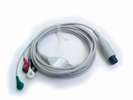 Mindray 5L one-piece patient cable with leads