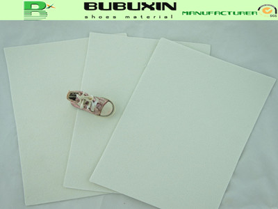 High quality chemical sheet for toe puff or back counter