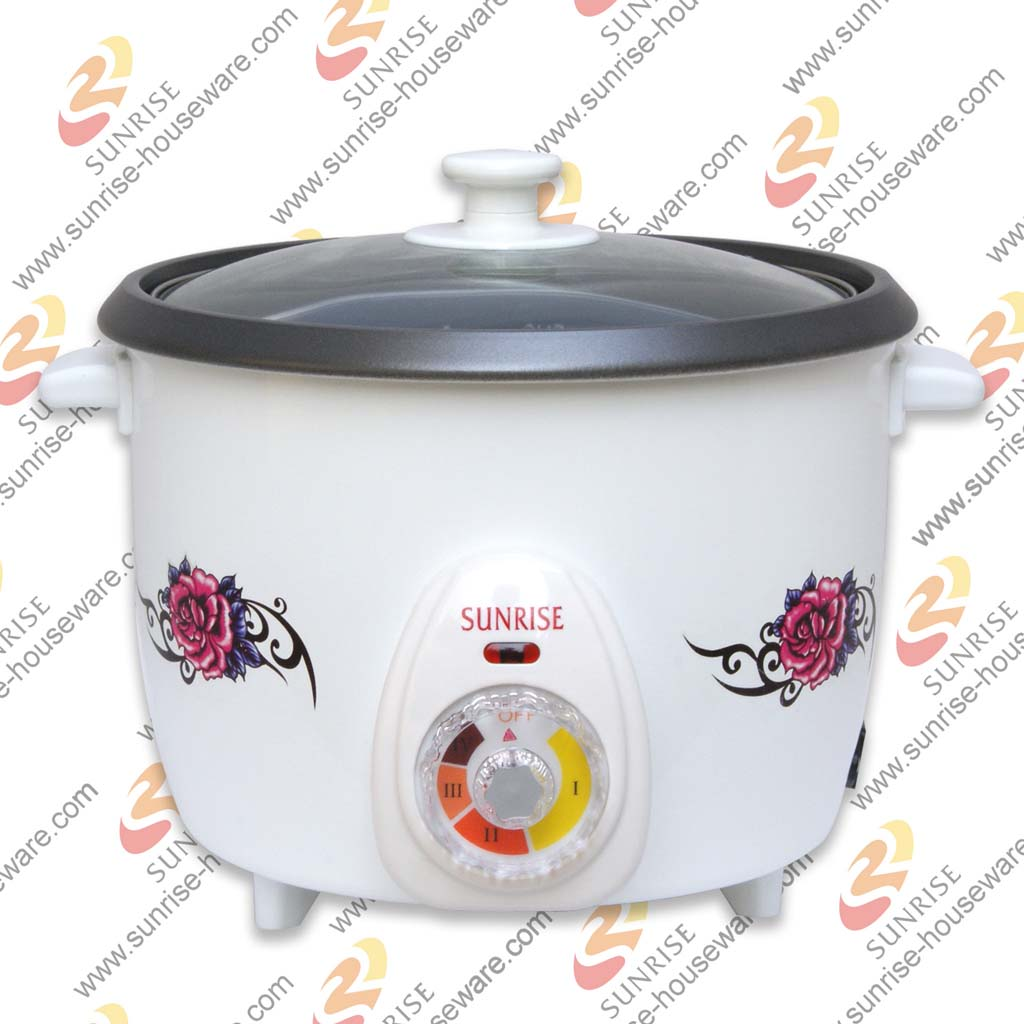 The size of a rice cooker depends on how much rice you normally prepare. If you live alone, you obviously do not need a large product. Buying a bigger product and not filling it up with enough rice and...