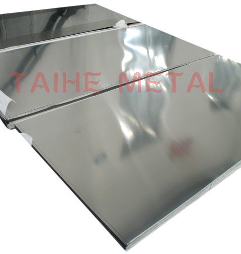 Mirror surface titanium plate/acid cleaning titanium sheet