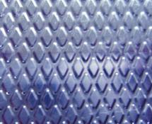 Embossed Color Coated Aluminum Coil