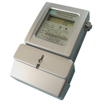DDS26D Single-phase Radio-communicated Meter