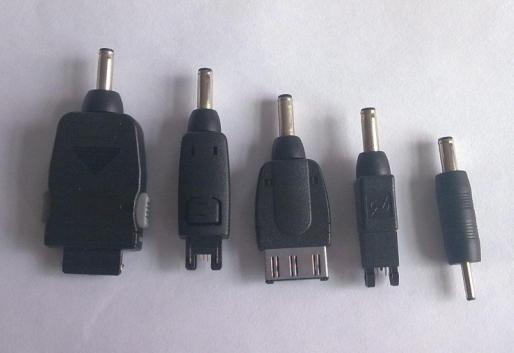 3.5mm DC Jack connector