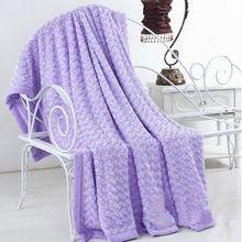 high quality coral fleece blanket