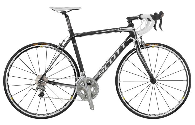 Scott CR1 Pro 2011 Bike