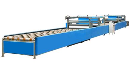 PVC Gypsum Ceiling Board Production Line