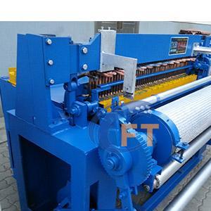 Heavy Duty Full Automatic Welded Wire Mesh Machine