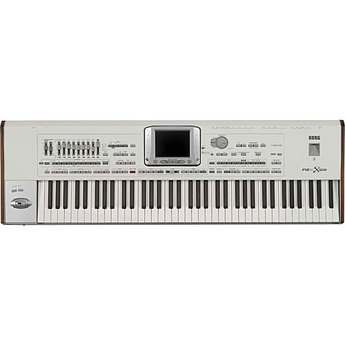 Korg Pa2X Pro 76-Key Professional Arranger Workstation Keybo