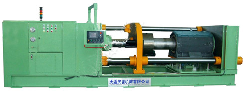 Series of horizontal stator hydropress