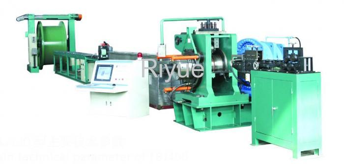 TBJ400-Copper Continuous Extrusion Machine