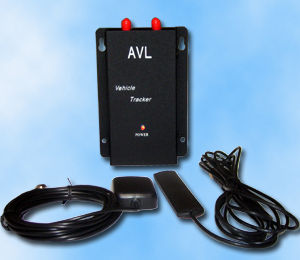 AVL Vehicle GPS Tracker System with Cut off  the oil and pow