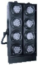 LED eight eyes audience light