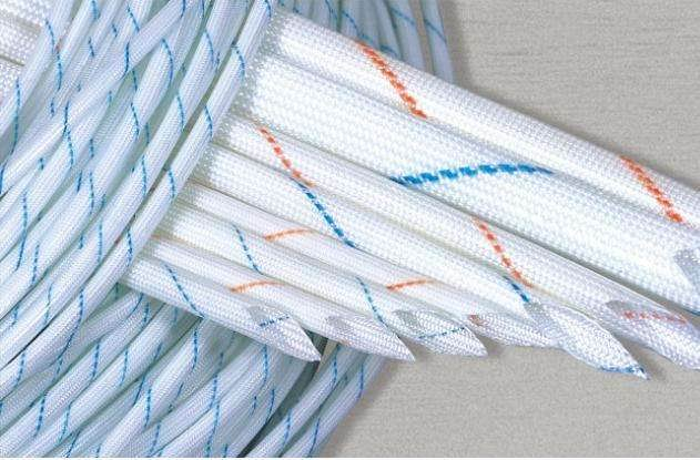 PVC Silicone Fiberglass Sleeving