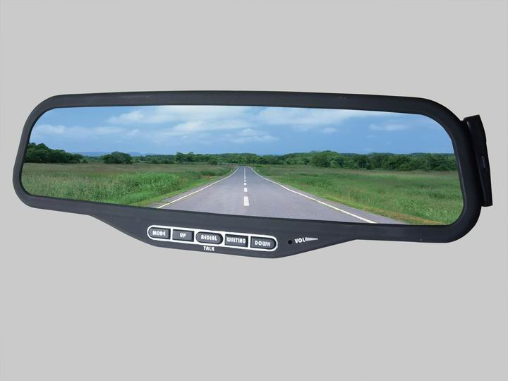 Rearview Mirror Инструкция