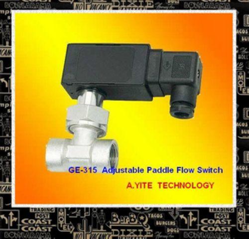 GE-315 Adjustable Paddle Flow Switch ( Sika Honsberg)