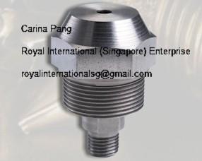 Delavan Spray nozzle (SDX, Spray Dryer, Air-Atomising, Air-l