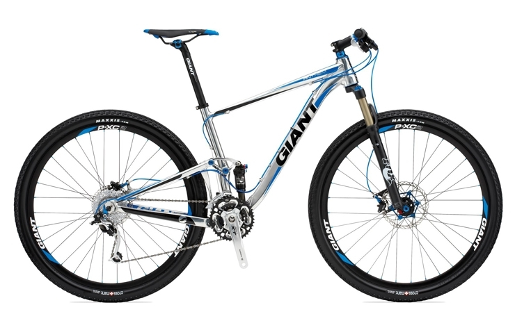 Giant Anthem X 29er 1 2011 Bike