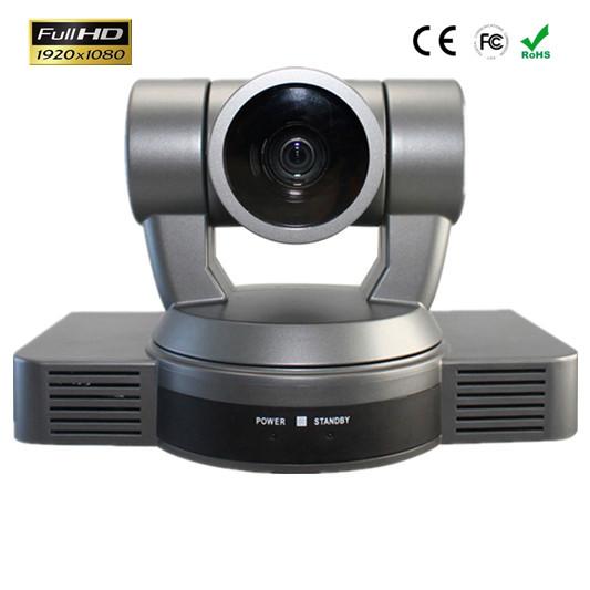 2.07 megapixels 10X optical zoom hd ptz video conferencing f