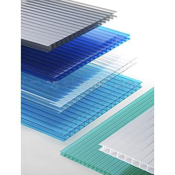 Polycarbonate Hollow Sheet Polycarbonate Hollow Sheet