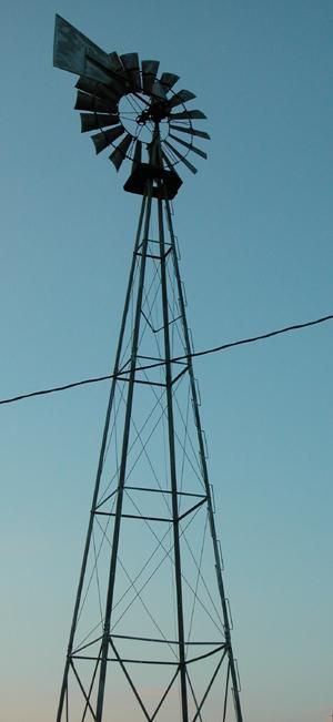 vertical windmill