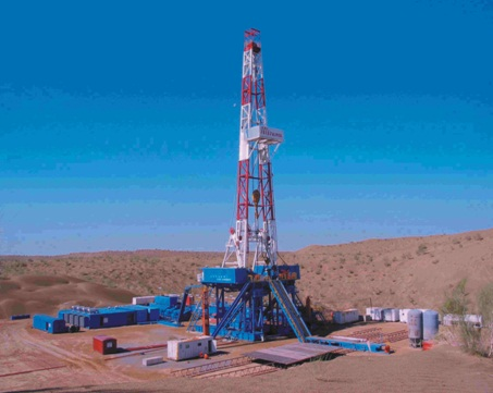 Drilling Rig, Workover Rig, Truck-mounted Drilling Rig